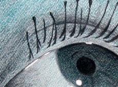 L'œil  Man Ray